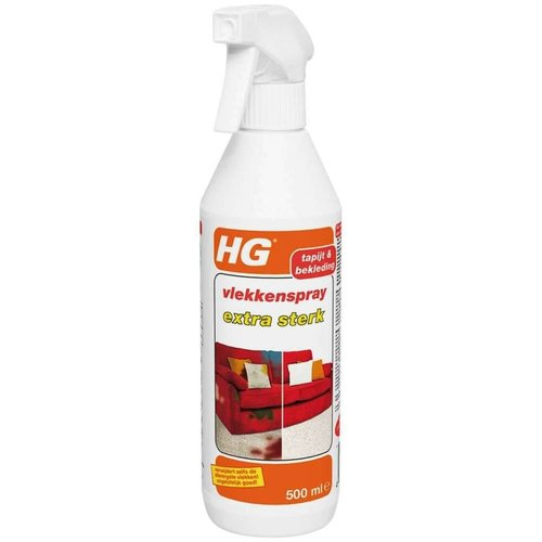Hg Hg Vlekkenspray Extra Sterk - 500 Ml