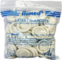 Image of Romed Romed Vingercondooms Latex Xl - 100 Stuks