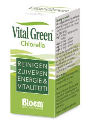 Bloem Bloem Vital Green Chlorella - 1000 Tabletten