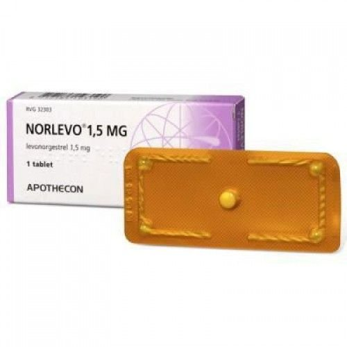 Morning-After Morning-After Pil Norlevo 1,5m - 1 Tablet