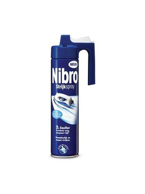 Nibro Nibro Strijk Spray - 400 Ml