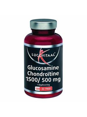 LUCOVITAAL Lucovitaal Glucosamine/Chondroitine - 150 Tabletten