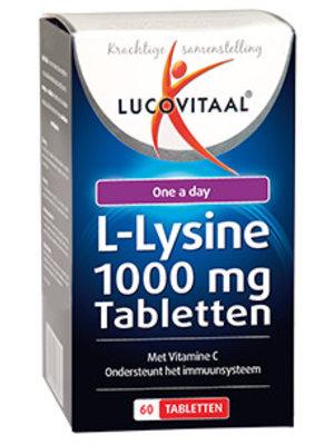 LUCOVITAAL Lucovitaal L-Lysine/Lipblaasjes - 60 Capsules