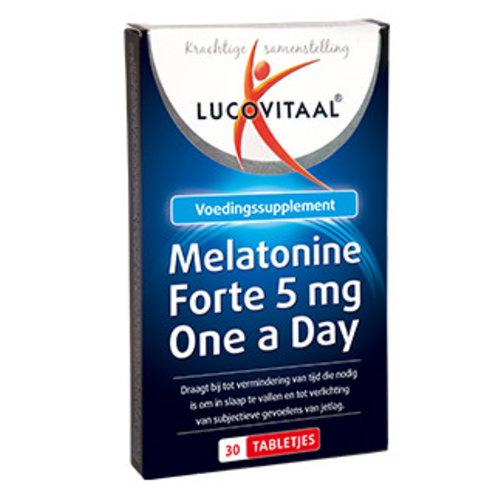 LUCOVITAAL Lucovitaal Melatonine Forte - 30 Tabletten