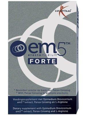 Em5 Em5 Forte - 6 Capsules