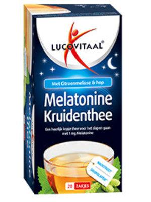 LUCOVITAAL Lucovitaal Thee Melatonine - 20 Stuks