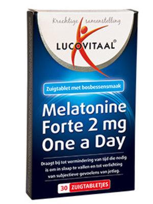 LUCOVITAAL Lucovitaal Melatonine 2 Mg Forte - 150 Tabletten