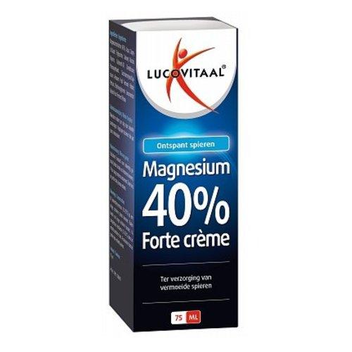 LUCOVITAAL Lucovitaal Magnesium Creme - 75 Ml