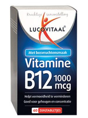 LUCOVITAAL Lucovitaal Vitamine B12 1000 - 60 Tabletten