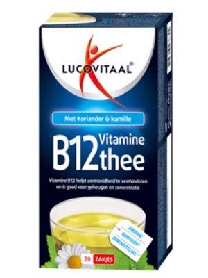 LUCOVITAAL Lucovitaal Thee Vitamine B12 - 20 Zakjes