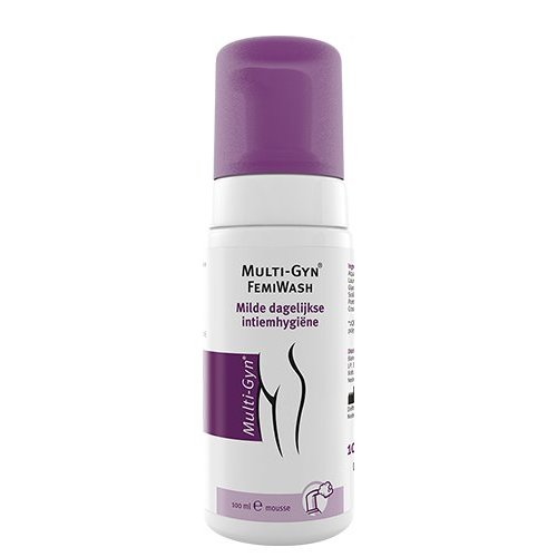 Multi-Gyn Multi-Gyn Femiwash Mousse - 100 Ml