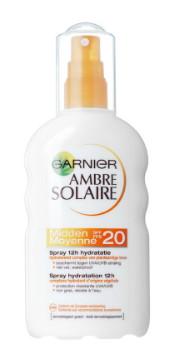 Image of Garnier Garnier Ambre Solaire Spray Spf 20 - 200 Ml