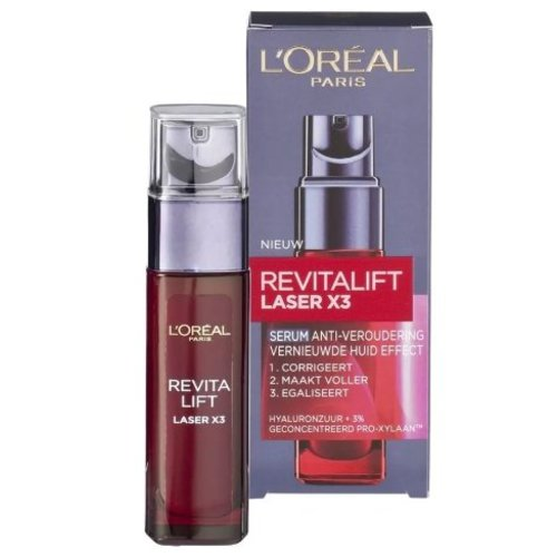 Loreal Dermo Expertise Revitalift Laser X3 Serum - 30 Ml