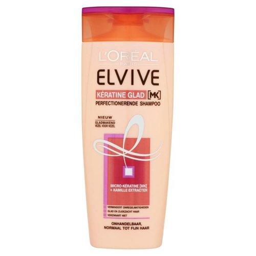 Loreal Elvive Shampoo Liss Keratine - 250 Ml