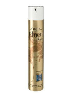 Loreal Elnett Satin Sterke Fixatie Hairspray - 400 Ml