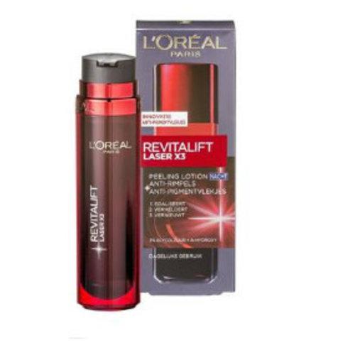 Loreal Dermo Expertise Revitalift Laser X3 Nacht Peeling - 125 Ml