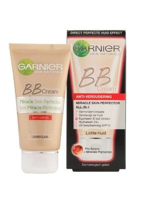 Garnier Skin Naturals Bb Cream Anti Aging Light - 50 Ml
