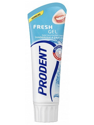 Prodent Prodent Tandpasta Fresh Gel - 125  Ml