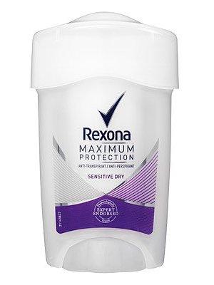 Rexona Rexona Women Deo Cream Maximum Protect Sensitive - 45 Ml