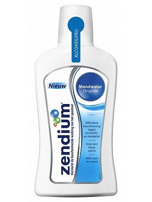 Zendium Zendium Mondwater Original - 500 Ml