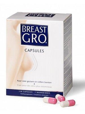 Breastgro Breastgro - 128 Capsules