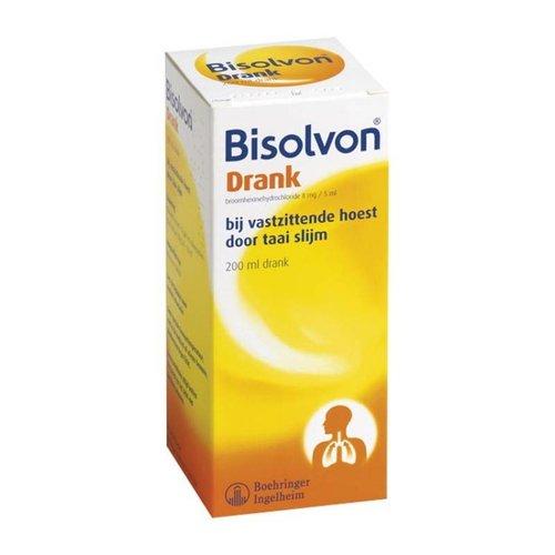 Bisolvon Bisolvon Elixer Forte 8mg/5ml - 200 Ml