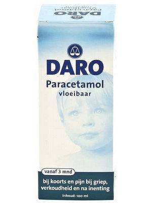 Darokind Darokind Paracetamol Vloeibaar - 100 Ml