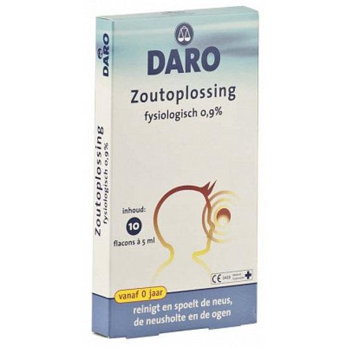 Darokind Darokind Zoutoplossing 0,9% - 10 St