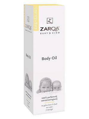 Zarqa Zarqa Baby Oil - 200 Ml Uitverkocht!!!!!