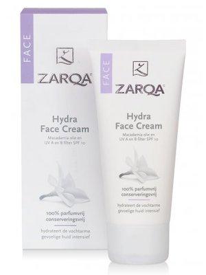 Zarqa Zarqa Face Hydra Cream - 50 Gram