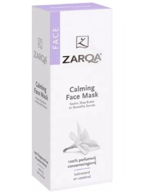 Zarqa Zarqa Face Mask Calming Sensitive - 50 Ml