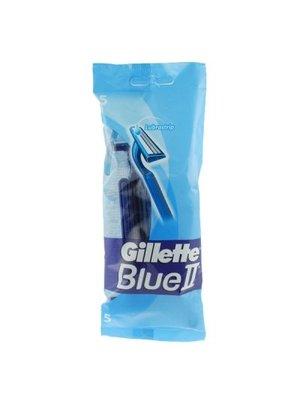 Gillette Gillette Blue 2 Wegwerpmesjes (Eu) - 5 Stuks
