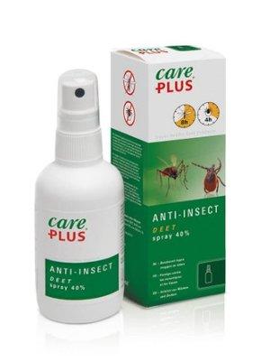Care Plus Care Plus Anti-Insect Deet Spray 40% - 100 Ml