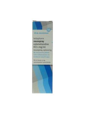 Leidapharm Leidapharm Xylometazoline Spray Hci 0.1% - 10 Ml