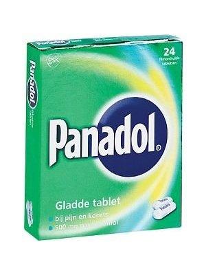 Panadol Panadol Glad - 24 Tabletten