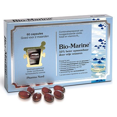 Afbeelding van Pharma Pharma Nord Bio Marine - 60 Capsules
