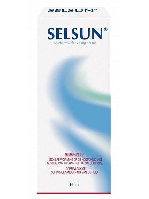 Selsun Selsun Shampoo  -120 Ml