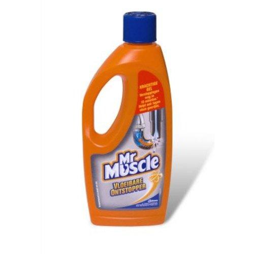 Mr Muscle Mr Muscle Ontstopper - 500 Ml