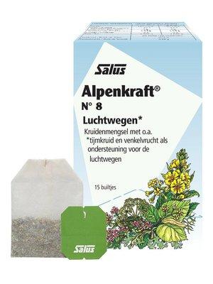 Salus Salus Kruidenthee Nr8 Alpenkraft - 15 Zakjes