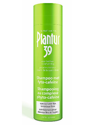 Plantur 39 Plantur 39 Shampoo Caffeine Fijn En Breekbaar Haar 250 Ml
