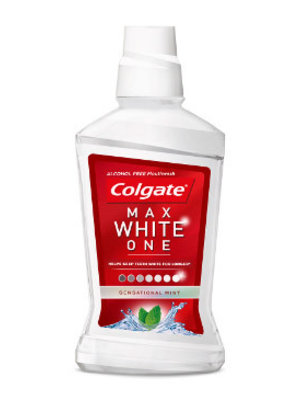 Colgate Colgate Max Mondwater White One - 500 Ml