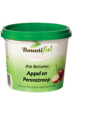 Bountiful Bountiful Appelperenstroop - 450 Gram