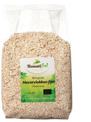 Bountiful Bountiful Havervlokken Fijn - 500 Gram