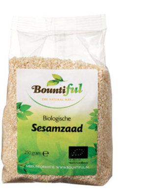 Bountiful Bountiful Sesamzaad - 250 Gram
