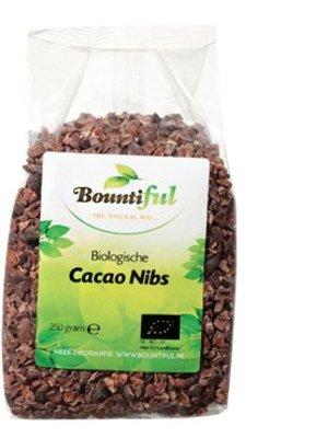 Bountiful Bountiful Cacao Nibs - 250 Gram