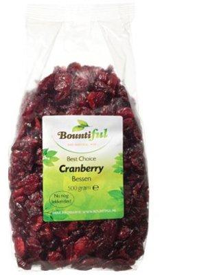 Bountiful Bountiful Cranberry Bessen - 500 Gram