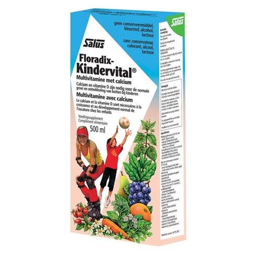 Floradix Floradix Kindervital - 500 Ml