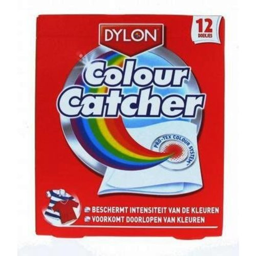 Dylon Dylon Colour Catcher Double Pr - 24 Stuks