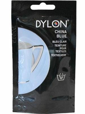 Dylon Dylon Handwas Textielverf China Blue R06 - 50 Gram