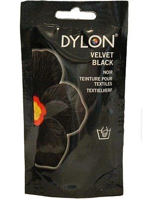 Dylon Dylon Handwas Textielverf Velvet Black - 50 Gram